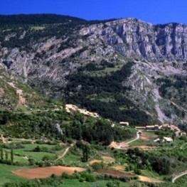 Festival de senderismo de los Pirineos en Alinyà