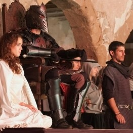 Festival del conde Arnau a Sant Joan de las Abadesses