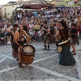 Terre de Troubadour Fête Médiévale de Castelló d'Empúries