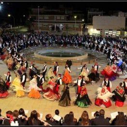 Festividad de San Isidro en Alcanar
