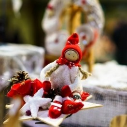 Christmas fair of Molins de Rei