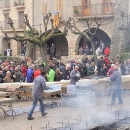 Fira de Sant Andreu a La Llacuna