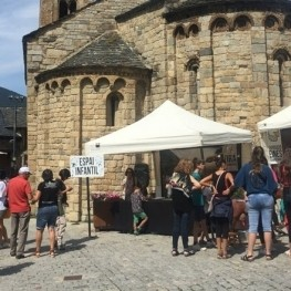 Taüll Cheese Fair