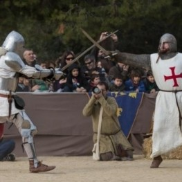 Fira Medieval Castrum Fidelis de Castelldefels