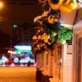 Fira Tradicional de Nadal i Mercat de Santa Llúcia a Badalona