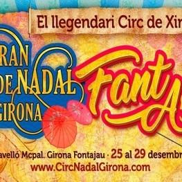 Gran Circ de Nadal a Girona