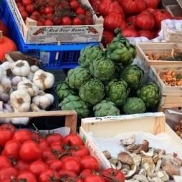 Inauguració del mercat setmanal a La Torre de Claramunt