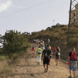 Itinerari Guiat Camí de  Montbaig a Viladecans