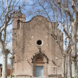 Guided itinerary around Palou de Granollers