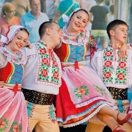 IX International Choral and Folklore Groups Festival