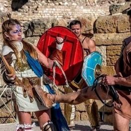 Jornada Els romans ens visiten a Amposta