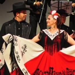 Jornades Internacionals Folklòriques a Santa Maria de Palautordera