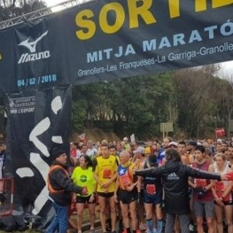 The Granollers Half Marathon