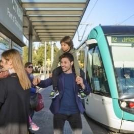 """""""La Ruta del TRAM"""" al Baix Llobregat"""
