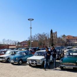 Llotja de Vehicles Clàssics i Motos Antigues a Santa Perpètua…