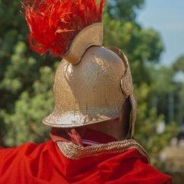 Ludi rubricados, Fiesta Romana en Sant Boi de Llobregat
