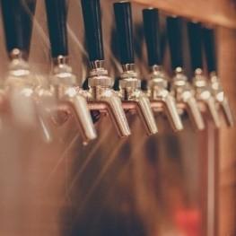 Echantillon de bières artisanales à La Secuita