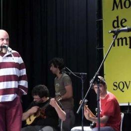 Mostra Nacional de Cançó Improvisada a Sant Quirze del Vallès