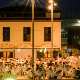 Noche blanca en Viladecans