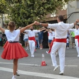 Nit de la sardana a Bellcaire d'Urgell