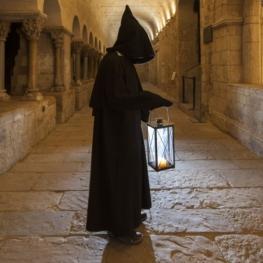 Nuit des légendes au monastère de Sant Cugat
