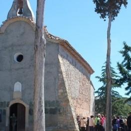 Aplec a l'Ermita de la Mare de Déu d'Aguilar a Os de Balaguer