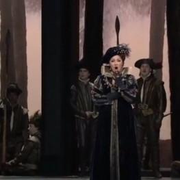Òpera Anna Bolena al Cinema Catalunya de Ribes de Freser