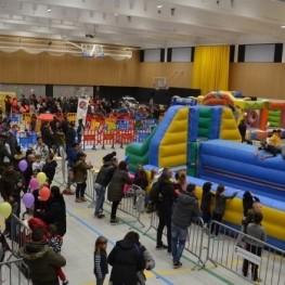 Parc infantil de Nadal a Vila-seca