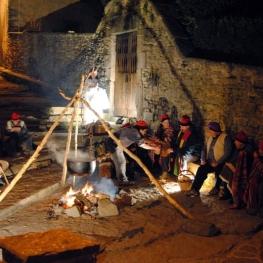 Nativité vivante de Canyelles