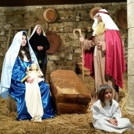 Living Nativity of Castell d'Aro