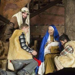 Pessebre vivent de Jesús a Tortosa
