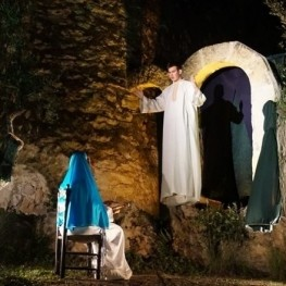 Living Nativity scene of La Pobla de Montornès
