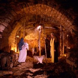 Pessebre Vivent dels Estels de Masia de Castelló a Vandellòs