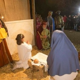 Nativité vivante de Viladecans