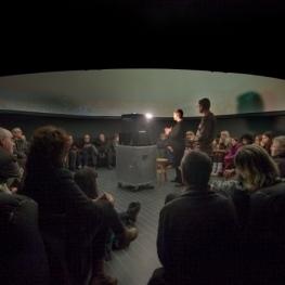 Family planetarium in Granollers