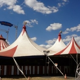 Pueblos de Circo en Alcanar