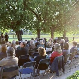 Poésie dans les caves de Sant Sadurní d'Anoia