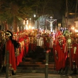 Procession of the Holy Mysteries of Camprodon