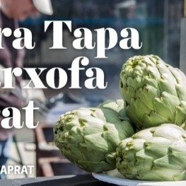 FiraTapa of artichoke in the Prat de Llobregat