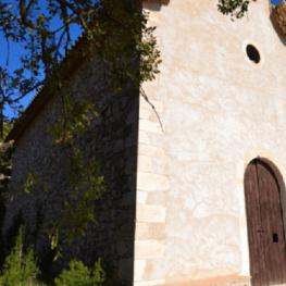 Verbena y acopio a la Ermita de San Salvador en Balaguer