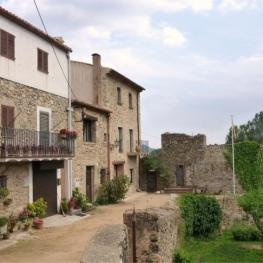 Route médiévale à travers Maçanet de Cabrenys