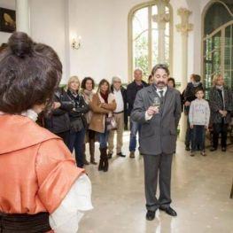 Ruta Modernista Teatralitzada a Vilafranca del Penedès