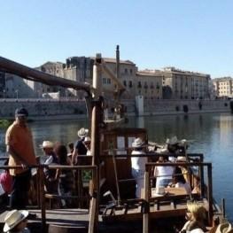 Rutas por el río Ebro con Lo Sirgador