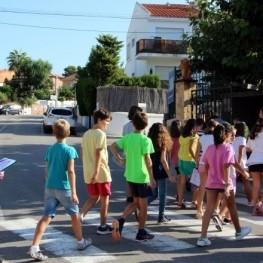 Semana de la movilidad en Altafulla