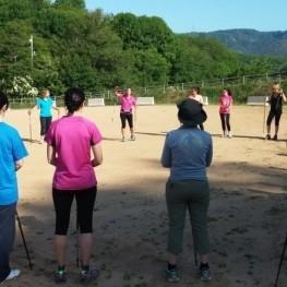Setmana de l'esport a Sant Hilari Sacalm