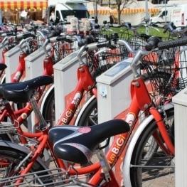 European Mobility Week in Sant Jaume d'Enveja