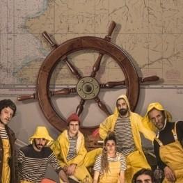 """""""The Penguins - Reggae for Boys"""" in Altafulla"""