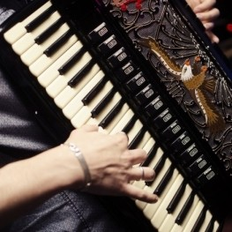Meeting of Accordionists of the Pyrenees in Castellbò