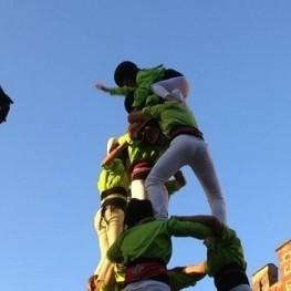 Rencontre des Colles Castelleres à Viladecans