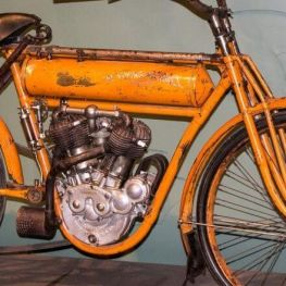 Trobada de Motos Clàssiques a Vila-seca